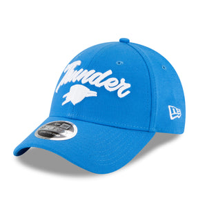 OKLAHOMA CITY THUNDER NEW ERA NBA20 DRAFT ALT 940 STRETCH -SNAP HAT