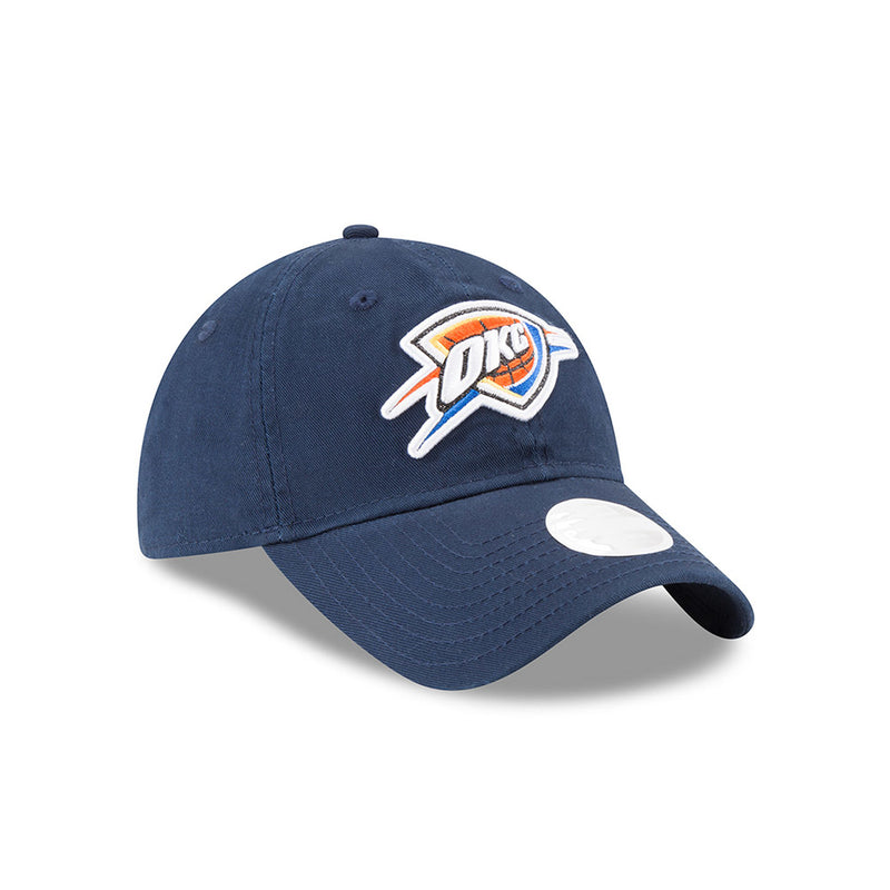 OKLAHOMA CITY THUNDER NEW ERA WOMEN'S 9TWENTY TEAM GLISTEN