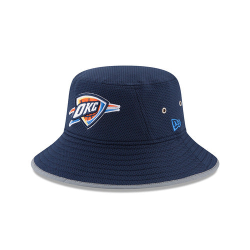 OKLAHOMA CITY THUNDER NEW ERA BUCKET HAT