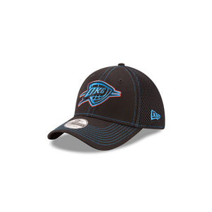 OKLAHOMA CITY THUNDER NEW ERA YOUTH 39THIRTY SHOCK STITCH