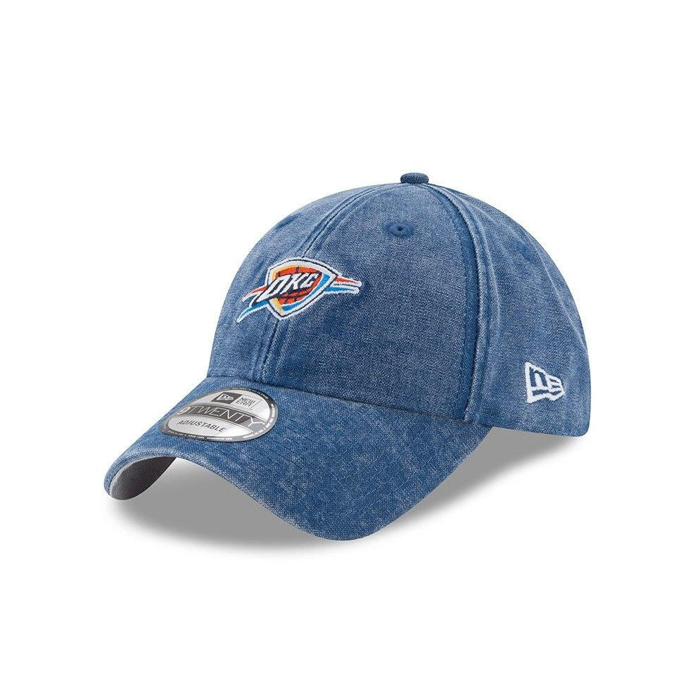 OKLAHOMA CITY THUNDER NEW ERA RUGGED MINI 920 HAT