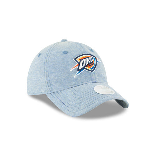 OKLAHOMA CITY THUNDER NEW ERA 9TWENTY WOMEN TEAMLINE