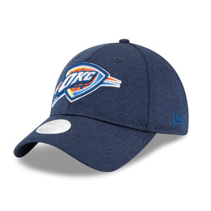 OKLAHOMA CITY THUNDER NEW ERA WOMEN SHADOW TWIST 920 HAT