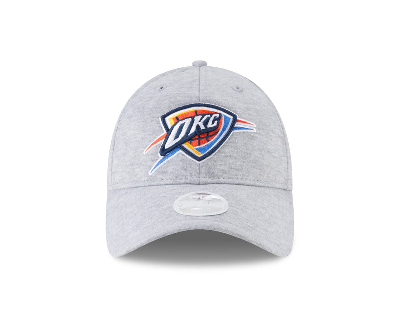 OKLAHOMA CITY THUNDER NEW ERA WOMEN GRAYED GLIMPSE 920 HAT