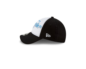 OKLAHOMA CITY THUNDER NEW ERA YOUTH SCRIBBLED FRONT 920 HAT