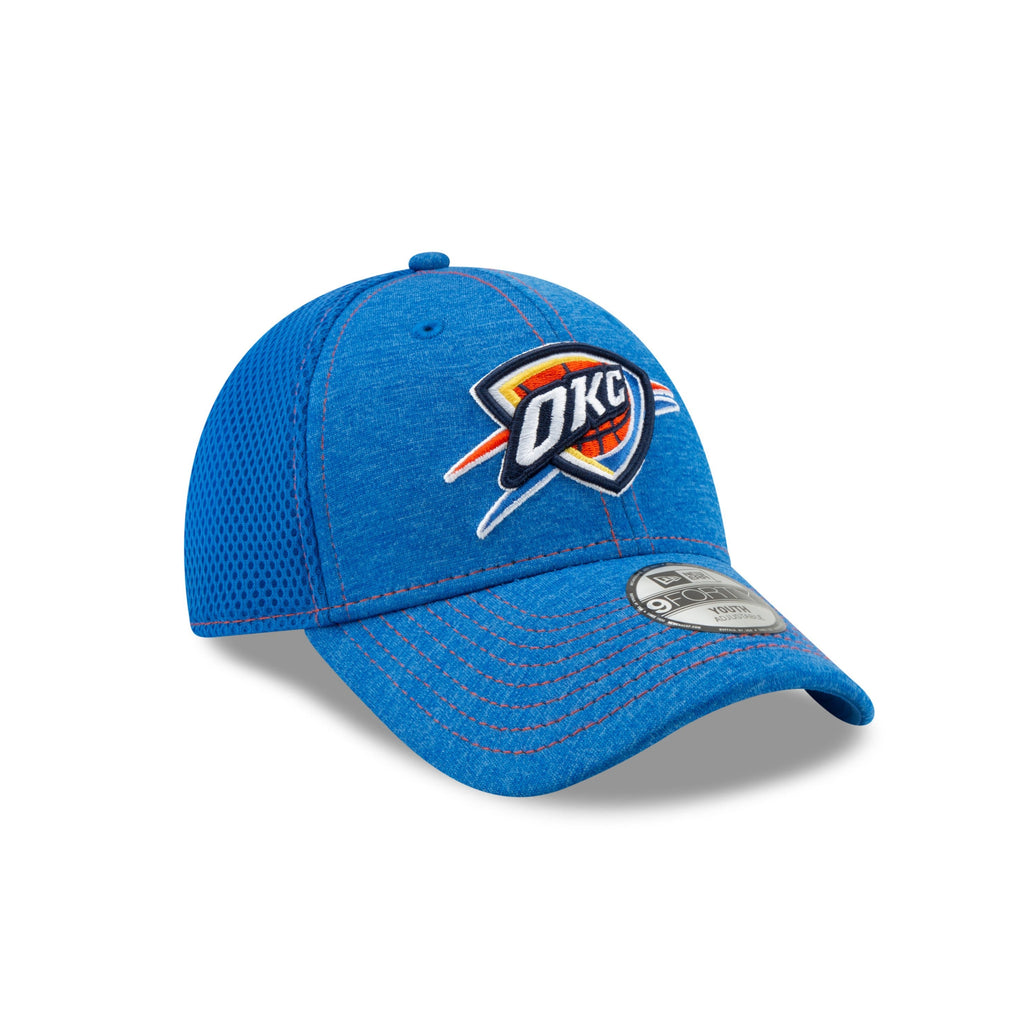 OKLAHOMA CITY THUNDER NEW ERA YOUTH TEAM THREAD 920 HAT