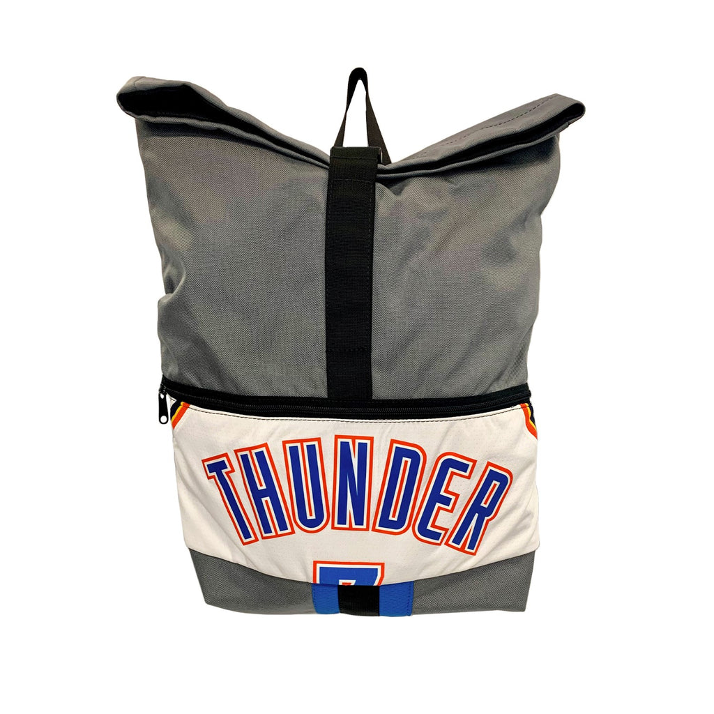 OKLAHOMA CITY THUNDER LOOPTWORKS  ROLL TOP BACKPACK - ASSOCIATION