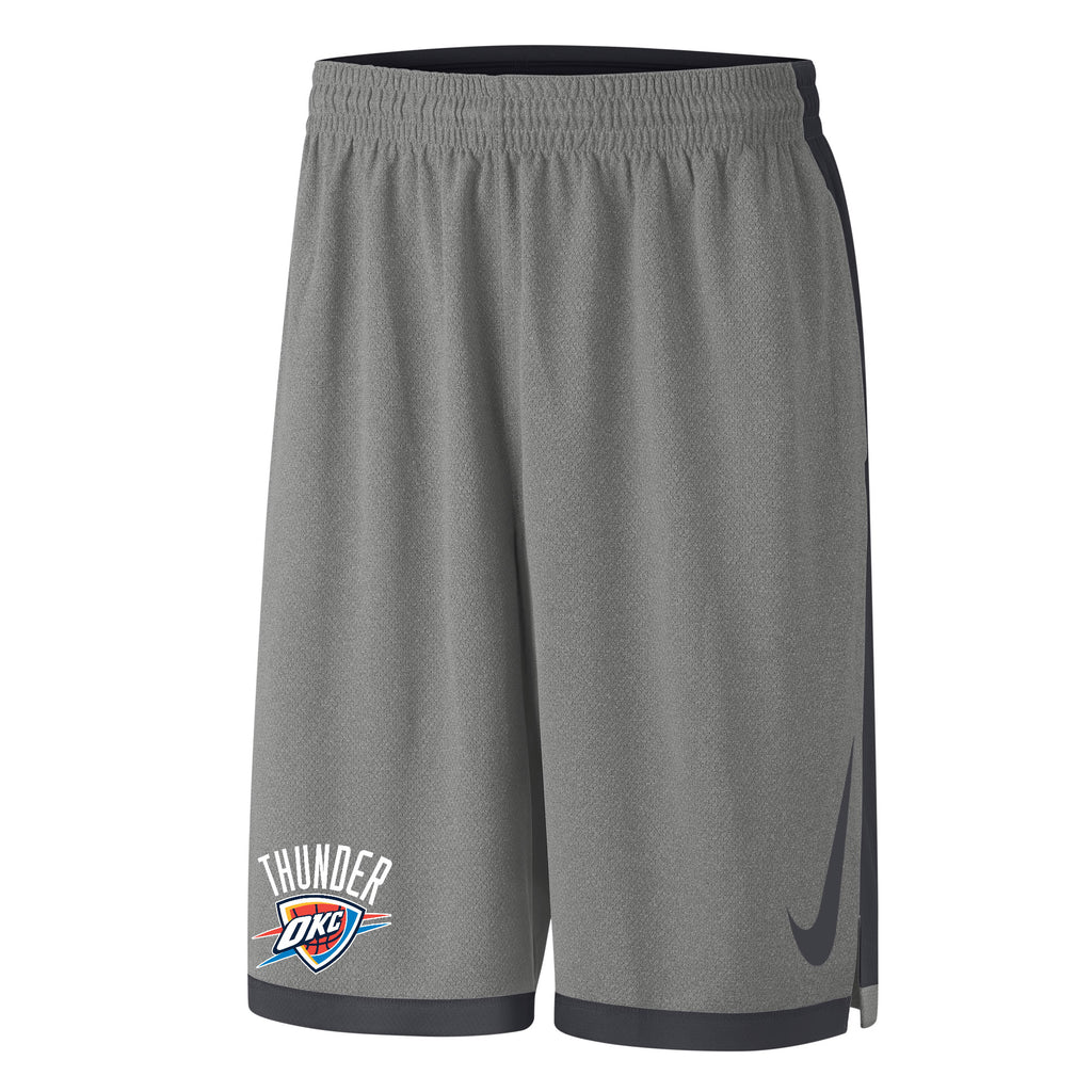 OKLAHOMA CITY THUNDER MEN'S NIKE DRIBBLE DRIVE SHORTS