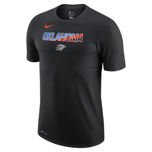 OKC THUNDER CITY EDITION NIKE MENS DRIFIT TSHIRT