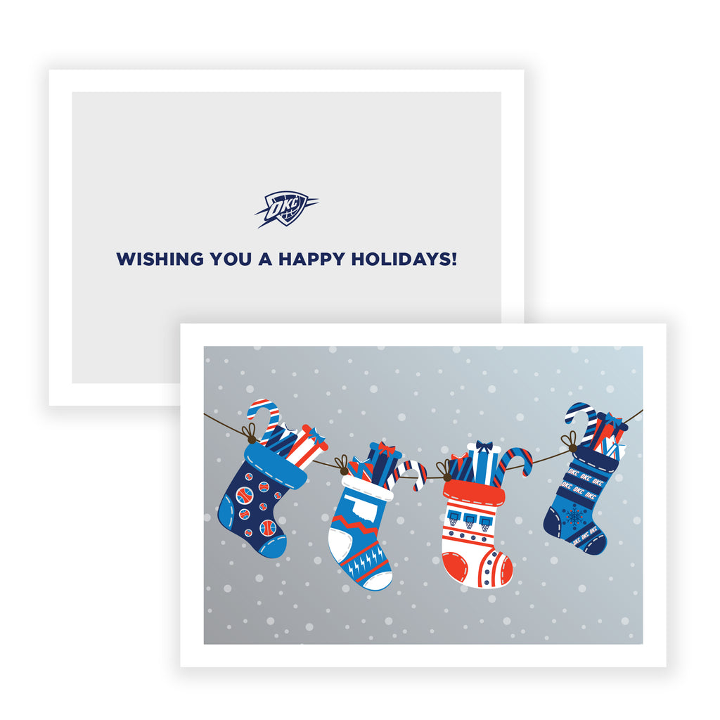 WISHING YOU A HAPPY HOLIDAYS! CARD BUNDLE