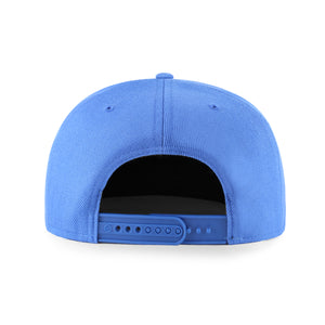 OKLAHOMA CITY THUNDER LIL SHOT 47 BRAND CAPTAIN YOUTH SNAPBACK - BLUE