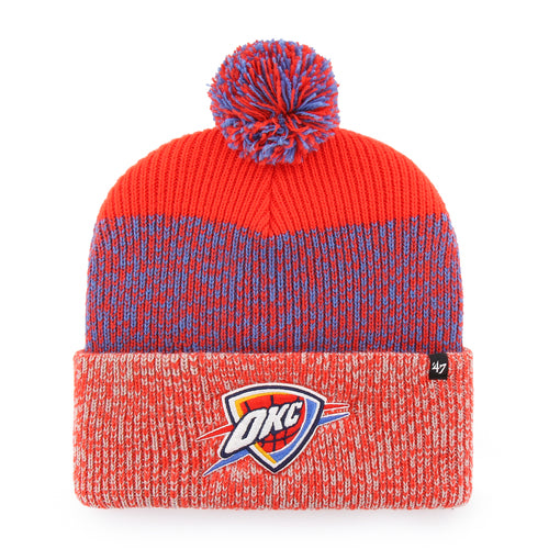 OKLAHOMA CITY THUNDER STATIC KNIT TEAM