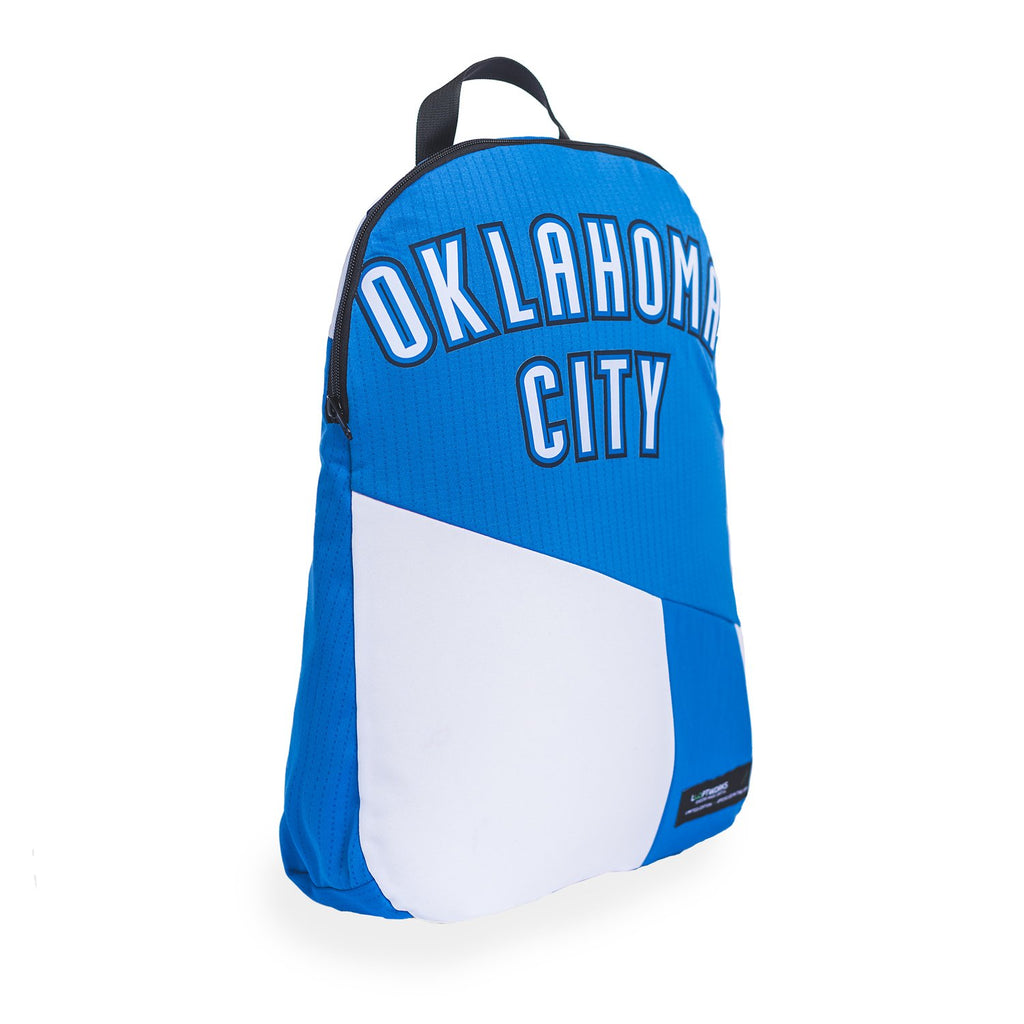 OKLAHOMA CITY THUNDER LOOPTWORKS PACKABLE BACKPACK