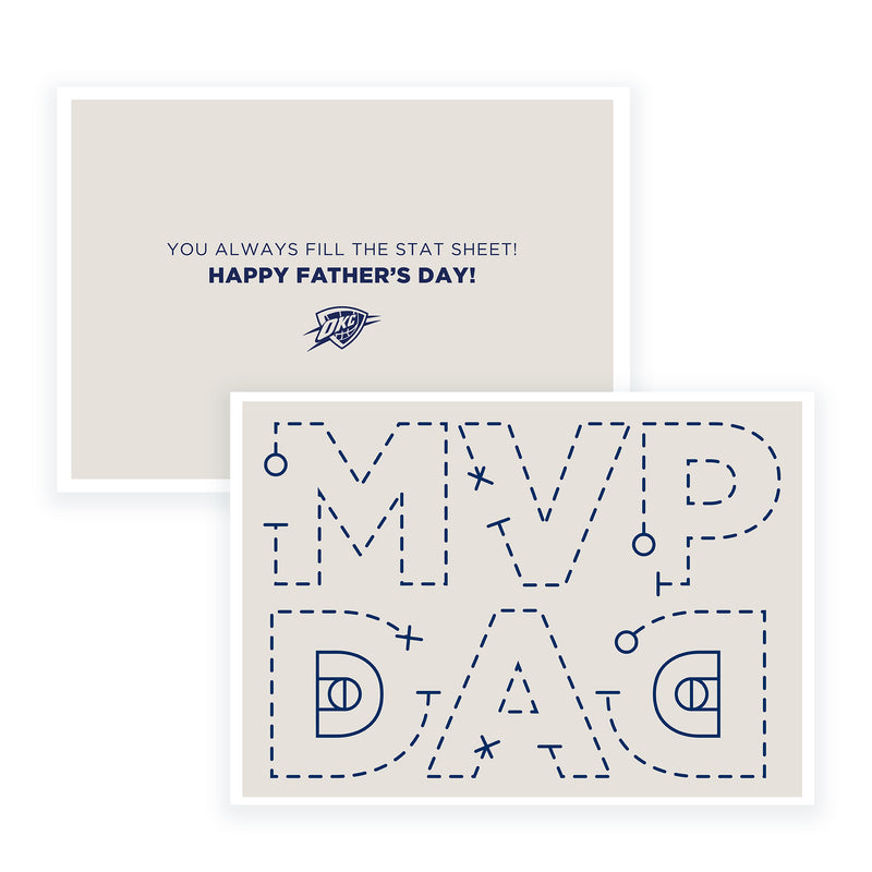 MVP Father's Day Card