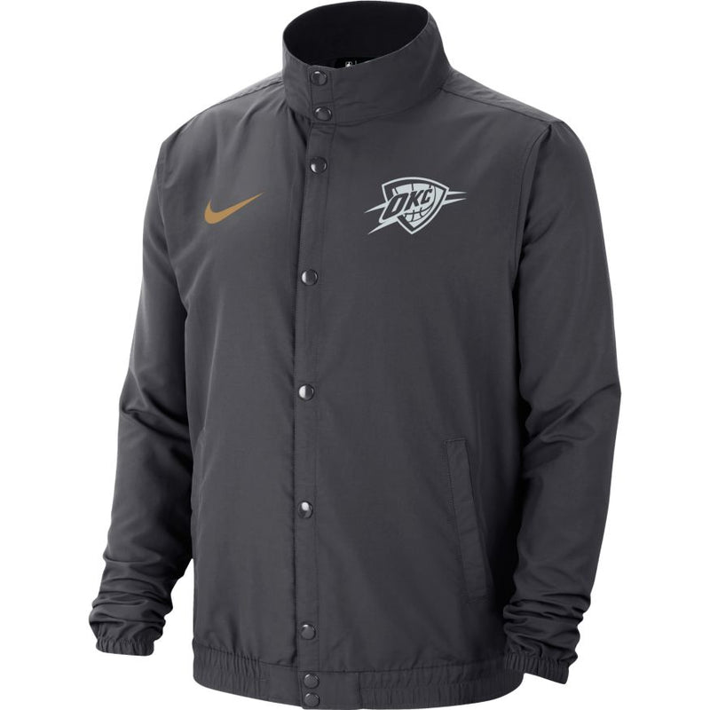 OKLAHOMA CITY THUNDER NIKE CITY EDITION NBA JACKET