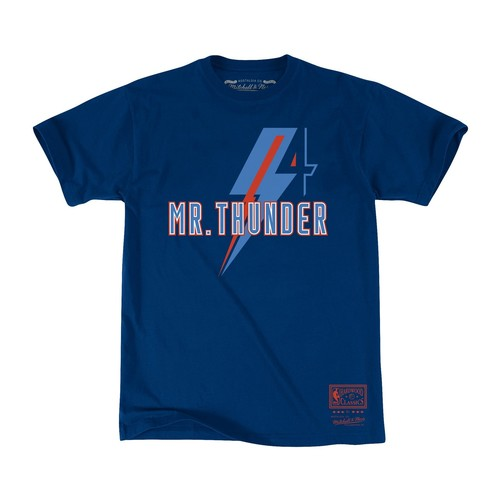 OKLAHOMA CITY THUNDER MR. THUNDER TEE