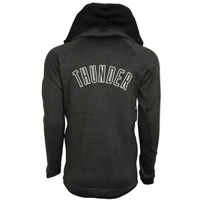 OKC THUNDER NIKE SHOWTIME THERMAFLEX FLEX PERFORMANCE FULL ZIP
