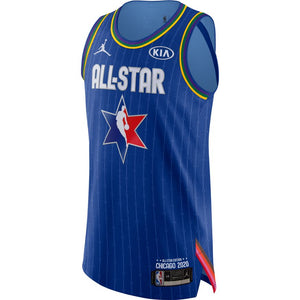 OKLAHOMA CITY THUNDER NIKE ALL-STAR CHRIS PAUL JERSEY