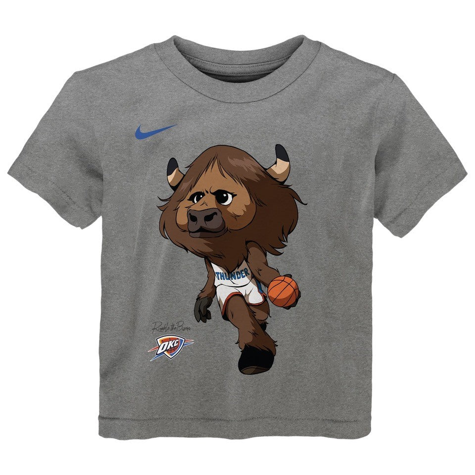OKC THUNDER TODDLER RUMBLE SHORT SLEEVE TEE