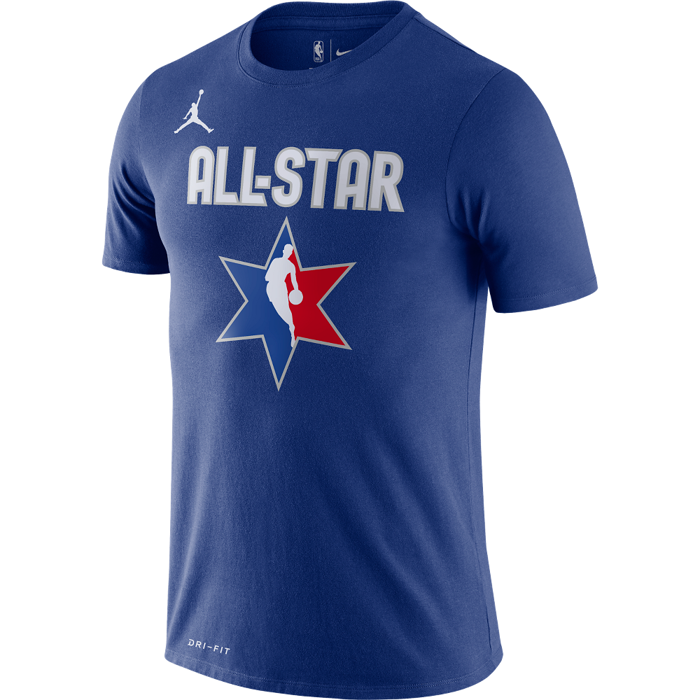 OKLAHOMA CITY THUNDER NIKE ALL-STAR CHRIS PAUL NAME & NUMBER TEE