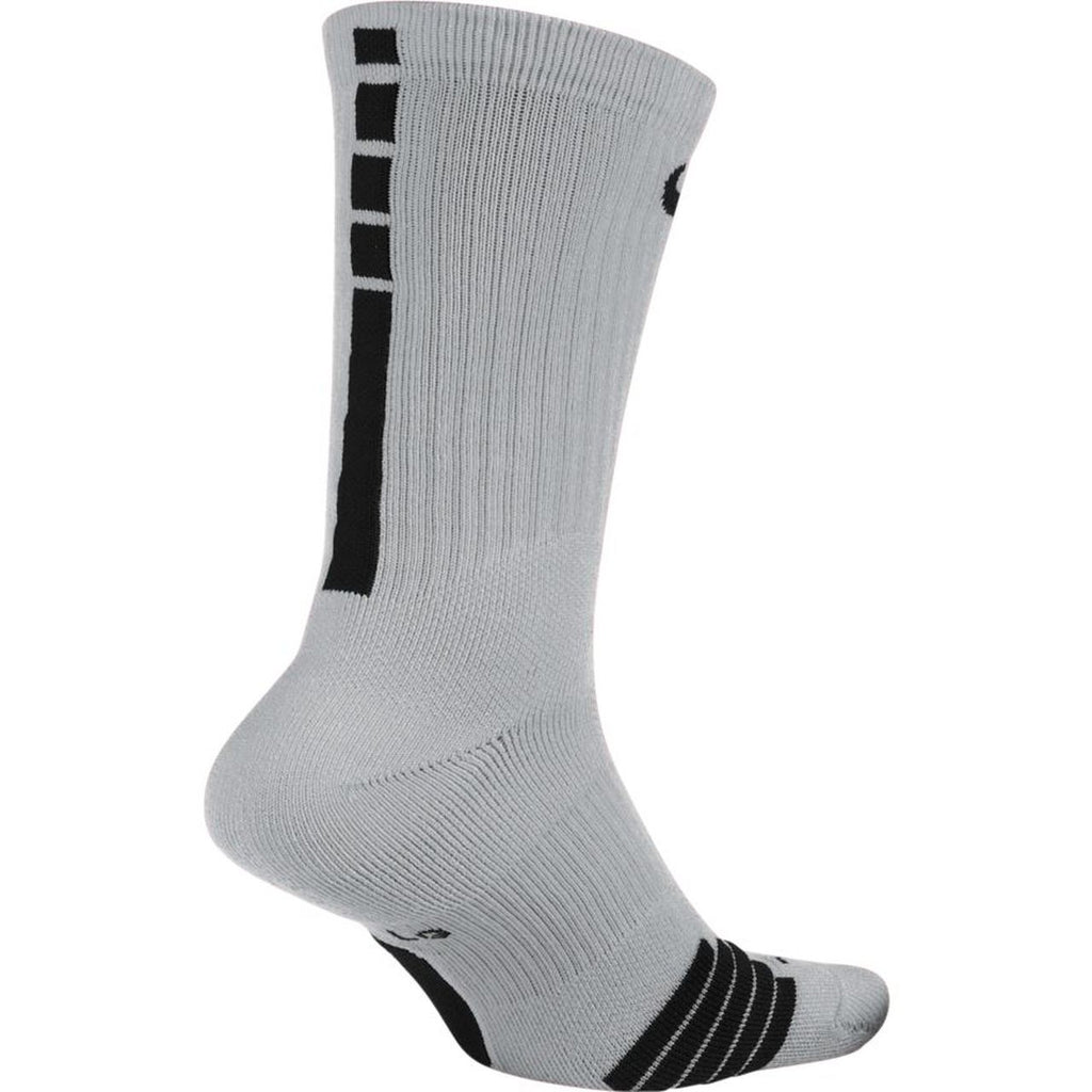 NIKE ELITE QUICK CREW SOCK GREY