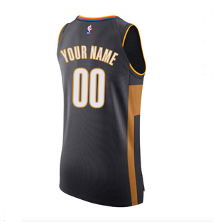 OKLAHOMA CITY THUNDER 2019-20 NIKE CITY EDITION CUSTOM JERSEY