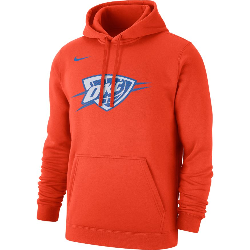 OKLAHOMA CITY THUNDER NIKE STATEMENT SWEATSHIRT