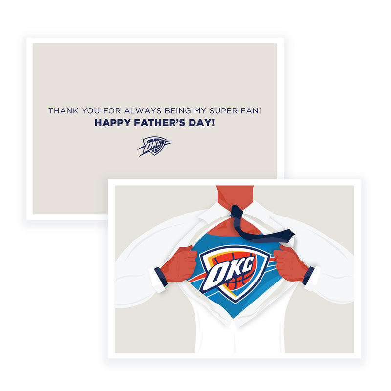 Super Fan Father's Day Card
