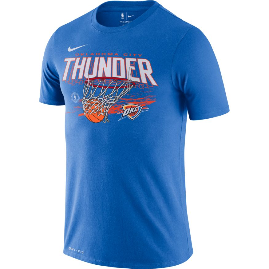 OKC THUNDER NIKE THUNDER TEAM MARK