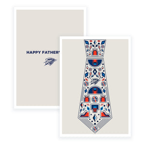 Dad Tie Father's Day Card