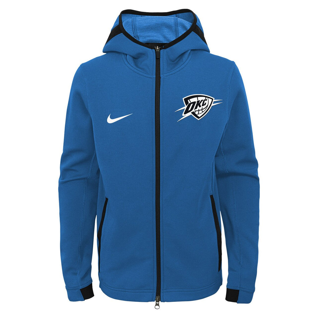 OKLAHOMA CITY THUNDER YOUTH THERMAFLEX SHOWTIME FULL ZIP