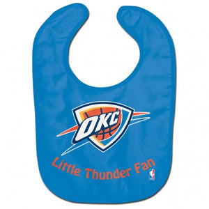 OKLAHOMA CITY THUNDER ALL PRO BABY BIB