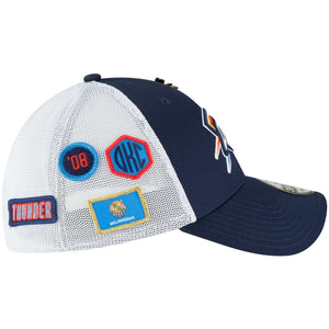 OKLAHOMA CITY THUNDER NEW ERA DRAFT SERIES 3920 HAT