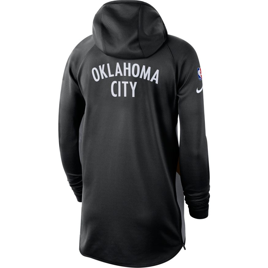 OKC THUNDER NIKE THERMA FLEX SHOWTIME JACKET