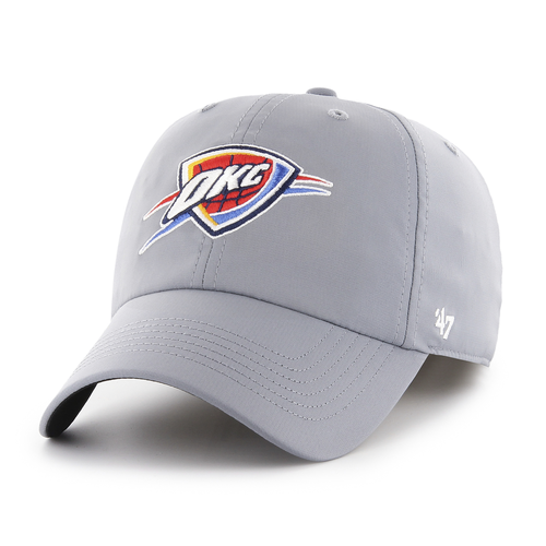 OKLAHOMA CITY THUNDER 47 BRAND REPETITION PERFORMANCE CLEAN UP HAT