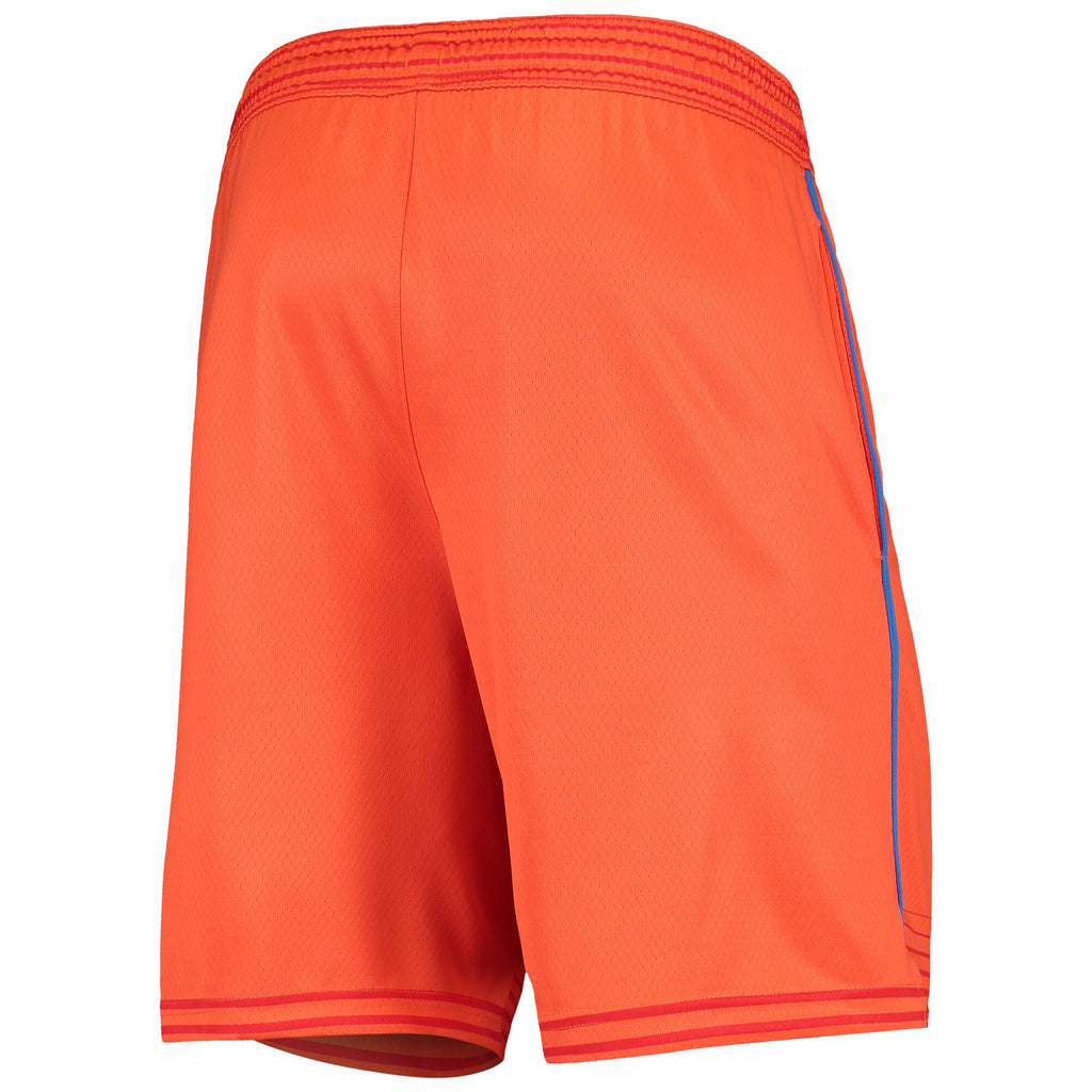 OKLAHOMA CITY THUNDER NIKE 2019-2020 STATEMENT SWINGMAN SHORTS