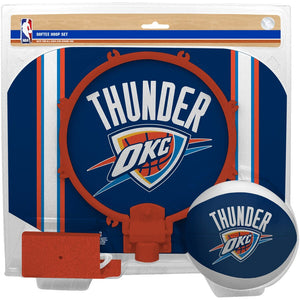 OKLAHOMA CITY THUNDER RAW SOFTEE HOOP SET