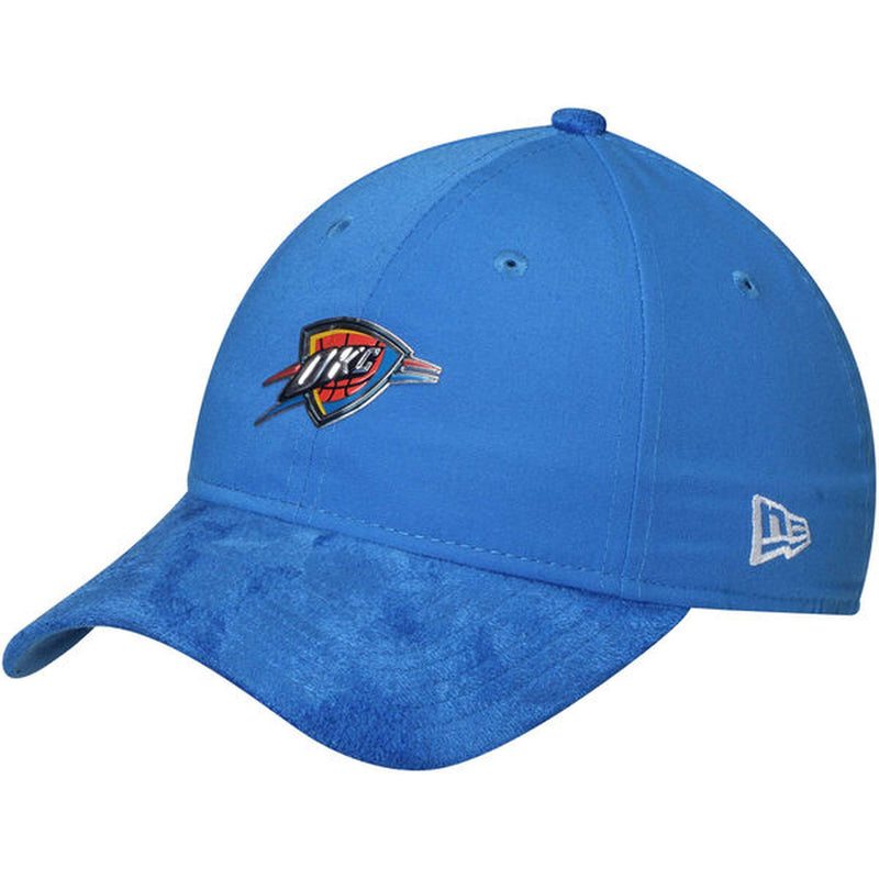 OKLAHOMA CITY THUNDER 9TWENTY ROYAL ADJUSTABLE ON COURT CAP