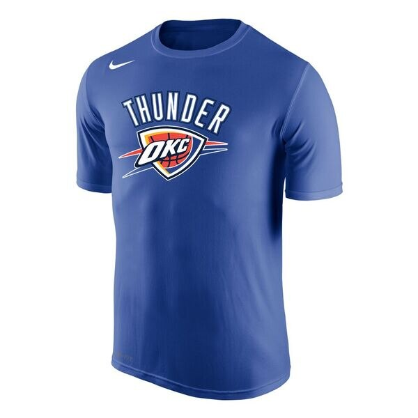 OKLAHOMA CITY THUNDER NIKE LEGEND SHORT SLEEVE TEE