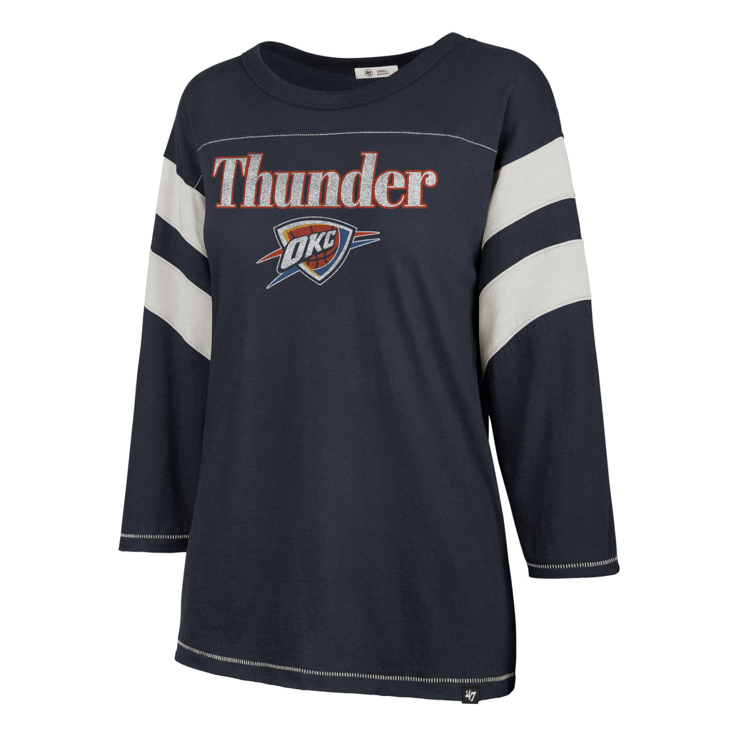 OKLAHOMA CITY THUNDER 47 BRAND WOMENS LUNA CANYON TEE