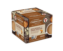 Victor Allen's Coffee White Chocolate Caramel Cappuccino Single Serve Cups for Keurig K-Cup Brewers