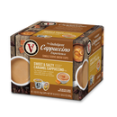 Victor Allen's Coffee Sweet & Salty Cappuccino 42 Count Single Serve Cups for Keurig K-Cup Brewers