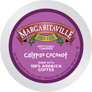 Margaritaville® Calypso Coconut, Medium Roast, Single Serve Coffee Pods for Keurig K-Cup Brewers
