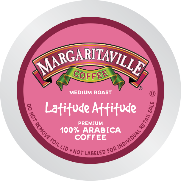 Margaritaville® Latitude Attitude Coffee for K-Cup Keurig 2.0 Brewers