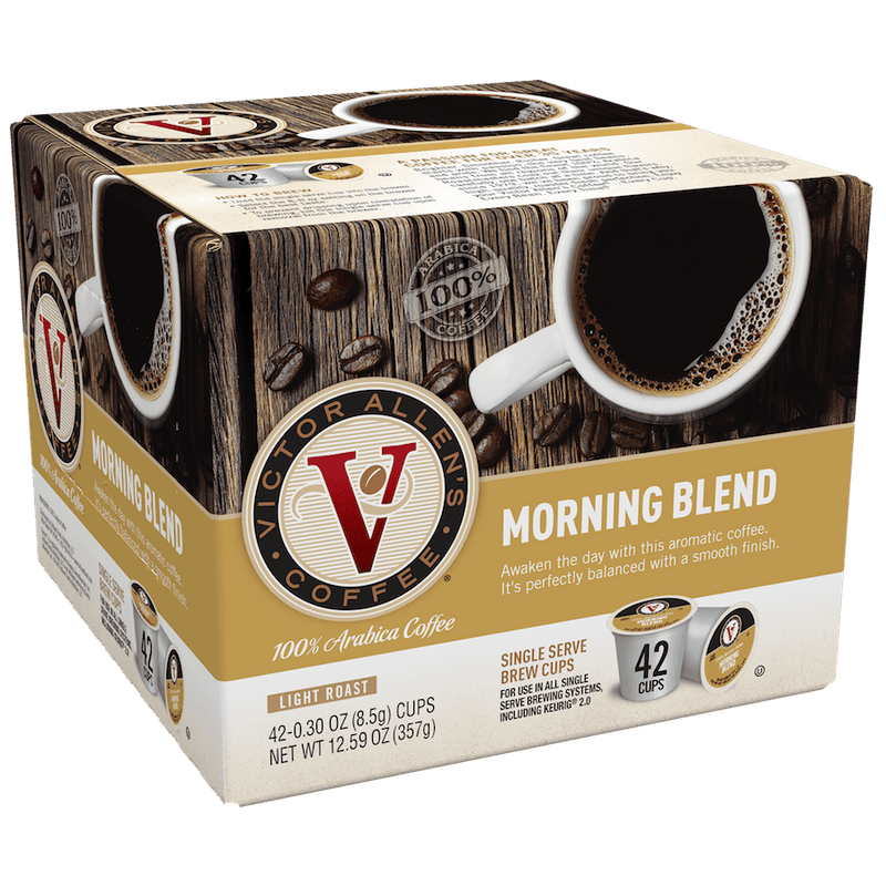 Morning Blend Coffee for K-Cup Keurig 2.0 Brewers