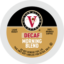 Victor Allen's Coffee Decaf Morning Blend, Light Roast, Single Serve Coffee Pods for Keurig K-Cup Brewers
