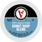 Victor Allen's Donut Shop Blend, Medium Roast, Single Serve Coffee Pods for Keurig K-Cup Brewers