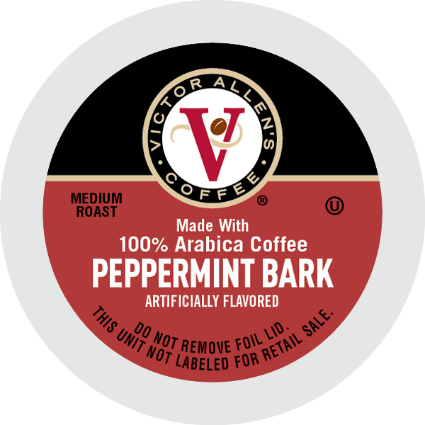 Peppermint Bark Coffee for K-Cup Keurig 2.0 Brewers