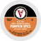 Victor Allen's Coffee Pumpkin Spice, Medium Roast, Single Serve Coffee Pods for Keurig K-Cup Brewers