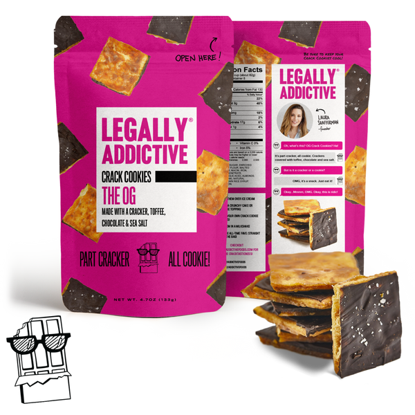 Legally Addictive - The O.G. Cookie